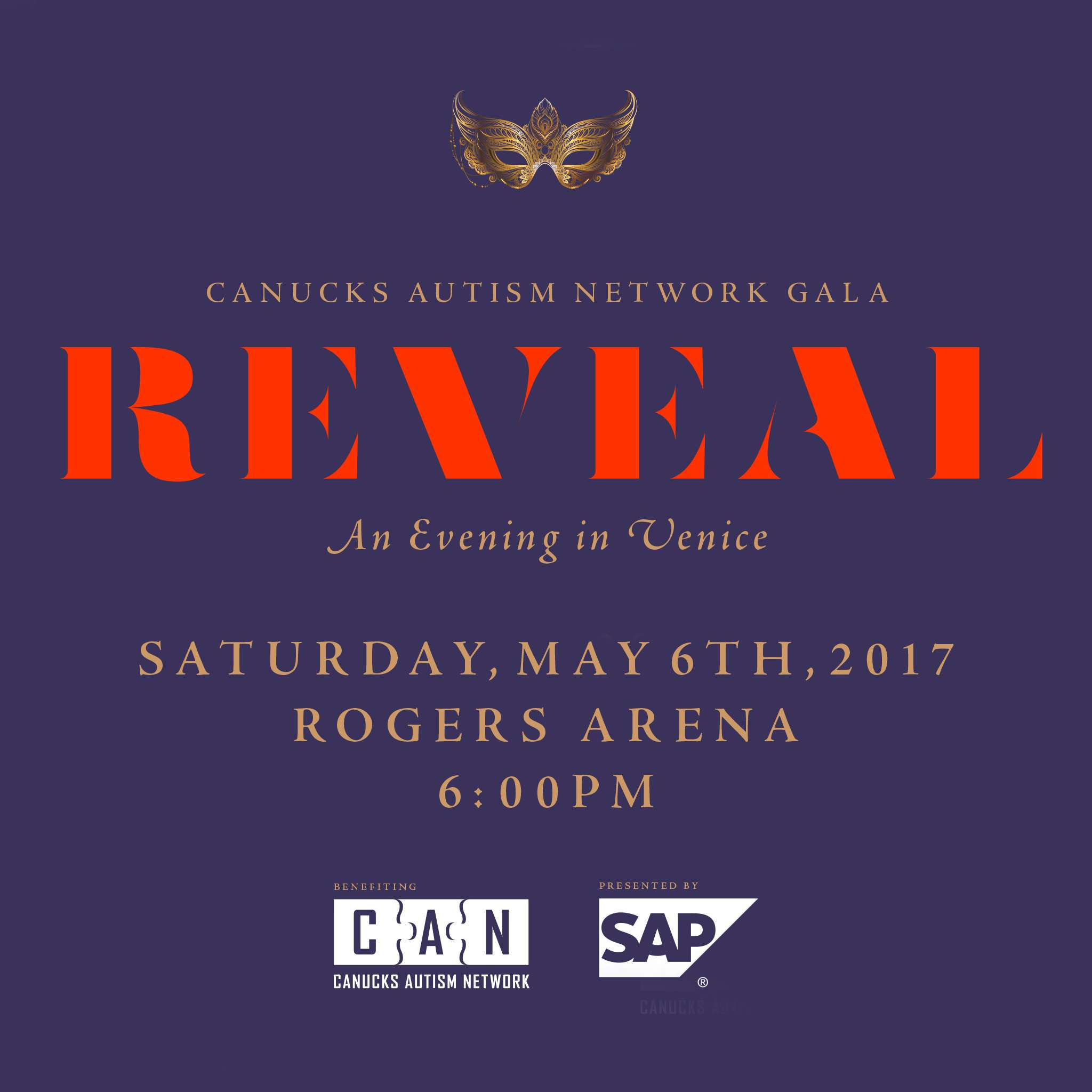 Reveal Gala 2017 - May 6